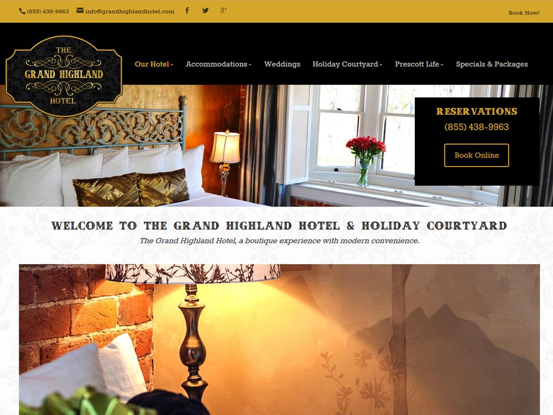 The Grand Highland Hotel